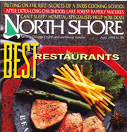 North Shore Magazine columns/commentary